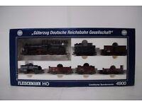 Fleischmann H0 4900 Limited Edition Train Set £250