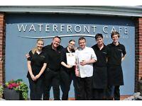 £7.75 - £8.75 per hour cafe - bistro staff