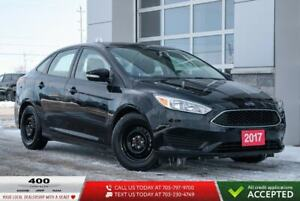 2017 Ford Focus | SE | WINTER TIRES | GREAT COMMUTER CAR |