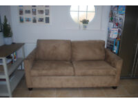 Good quality sofa bed
