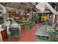 Woodworking studio/workshop to share