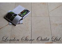 Perlato Polished Marble Tiles 61x30cm