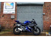 2015 Yamaha YZF R125 in Blue. Immaculate Condition, Fully Checked and Inspected