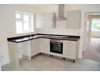 NEWLY REFURBISHED 3 BEDROOM FIRST FLOOR FLAT WITH BALCONY IN WEST PARLEY