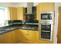Complete kitchen for sale finished in Egger Calais Oak.