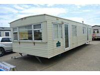 Cheap family caravan 2008 3bed , 8berth all rooms have heating