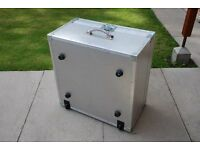 Aluminium Flight Case - kitted out to take 550 Hex Copter & transmitter & small tool box