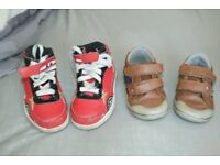 Bundle of boys shoes size 23 and size 7 (24)