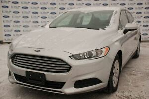 2014 Ford Fusion S
