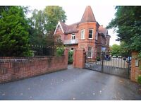 Beautiful apartment located on the edge of Talbot Woods set in a gated complex