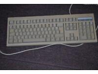 Computer keyboard PS/2