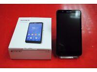 Sony Xperia E4 Black Unlocked Boxed £100