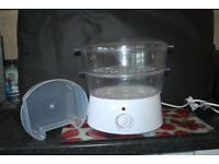 I AM SELLING A 2 TIER STEAMER,WITH RICE BOWL