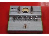 Ashdown Bass Dual Band Compression Pedal £63