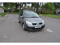 Renault Scenic 1.5 dci 2004 12 month MOT Low milage 48k good condition