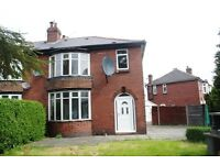 3 bed Semi-Detached House For Rent in Tinsley. Recently refurbished.