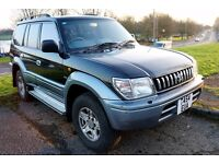 Toyota Land Cruiser Colorado 3.4 V6 8 seater VX