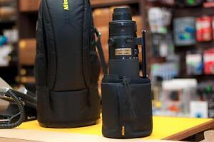 Nikon AF-S 200-400mm f4G IF-ED VR