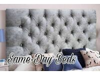 Same Day Delivery 7 Days a week Brand New Beds All sizes available