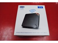 Lacie Fuel Wireless 2TB Brand New £190