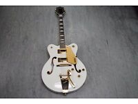 Gretsch G5422T White Electric Guitar £720