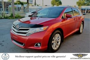 2014 Toyota Venza XLE AWD CUIR/TOIT/CAMERA/MAGS $74/SEMAINE
