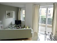 Luxury one bedroom ex-showroom fully furnished apartment with Parking at Kidbrooke Village to let