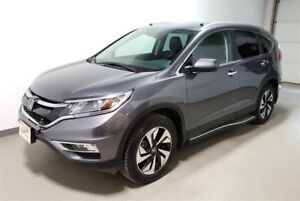 2015 Honda CR-V Touring | Certified | Rmt start | Sensing | Navi