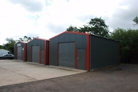 600 sq feet and 800 sq feet industrial units to rent