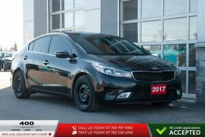 2017 Kia Forte | EX | LEATHER | SUNROOF |