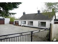 5 BEDROOM BUNGALOW/SMALLHOLDING ON 3 ACRES, IDEAL FOR EQUESTRIAN