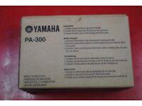 Yamaha PA-300 Power Adapter £40