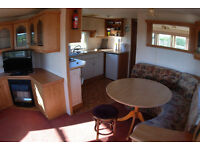 Tenby, 17th - 25th cancellation - 6 berth 35ft Static caravan, sea view, pembrokeshire, wales