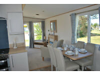 ABI Clarendon 2017 Static,holiday home, lodge,Silver sands holiday park Lossiemouth scotland