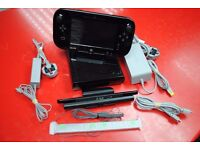 Nintendo Wii U Black 32GB £120