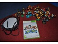 SKYLANDER GAMES ALL FOR ONLY £20