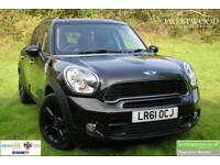 MINI COUNTRYMAN 2.0 COOPER SD ALL4 [141 BHP] 5 DOOR HATCHBACK [CHI (black) 2011