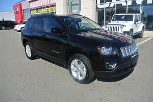 2016 Jeep Compass Sport/North,4X4,HIGH ALTITUDE,TOIT,CUIR