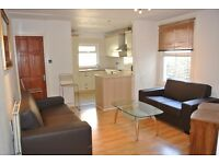 QPL138 Lovely first floor 3 bedroom flat in house conversion. Queens Park on Kilburn Lane