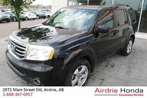 2014 Honda Pilot EX-L *C/S*Clean Carproof, Local Trade-In*