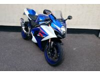 Suzuki GSXR 1000 K7 2007 - LOW MILEAGE!