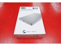 LaCie Porsche Design Portable Hard Drive USB-C/3.0 1TB P9227 £75