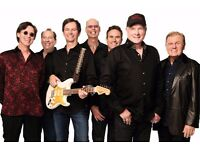BEACH BOYS - STALLS L ROW 9 - ROYAL ALBERT HALL - FRI 19/05 - £100!
