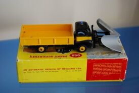Dinky Supertoys 958 Snow Plough (with rare silver plough). A limited edition collectible