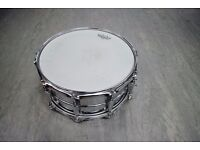 "Ludwig LM402 14"" x 6.5"" Supraphonic Snare Drum with Imperial Lugs £540"