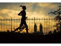 Evening Running Buddies