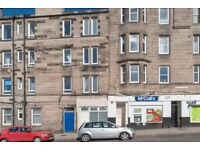 Bright and spacious 2 bedroom unfurnished flat with fresh décor in Restalrig available NOW!