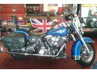 Harley Davidson FLSTC 1340 Heritage Softail