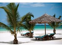 Charming Beach Boutique Hotel, family run, in Diani, Kenya (voted 1 of the top 20 beach worldwide!)