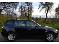 **DIESEL**AUTOMATIC BMW X3 2.0CC 4X4 SUV ESTATE++ EXCELLENT CONDITION
